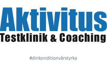 AKTIVITUS testhelg 2-3 december på STC Rollsbo exklusivt för Team Kungälv!
